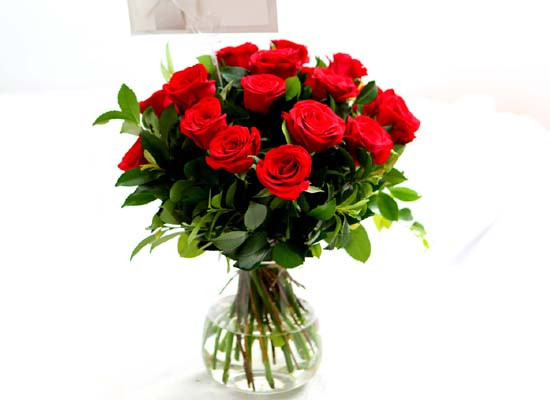 The Rose - [High quality] Only RedRose vase(20����)